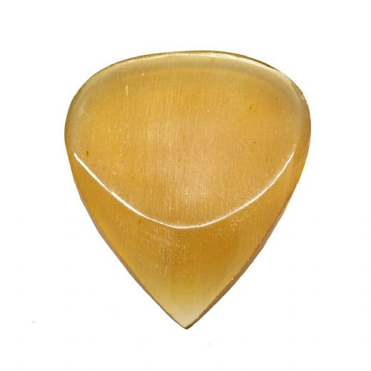 Jazz Tones Fat Clear Horn 1 Guitar Pick
